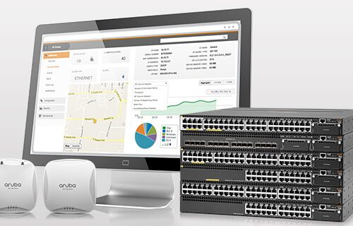 Aruba AirWave Network Management