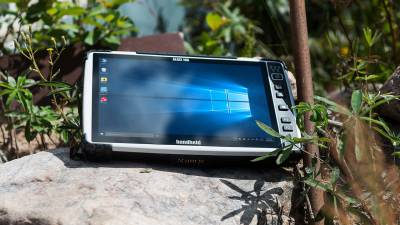 Rugged Tablets Save Time and Preserve Power for Water Quality