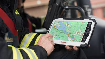 Algiz 10x Emergency Response System Improves Efficiency for Ambulance Workers