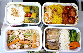 How Many Calories Are You Really Consuming Mid-Flight?