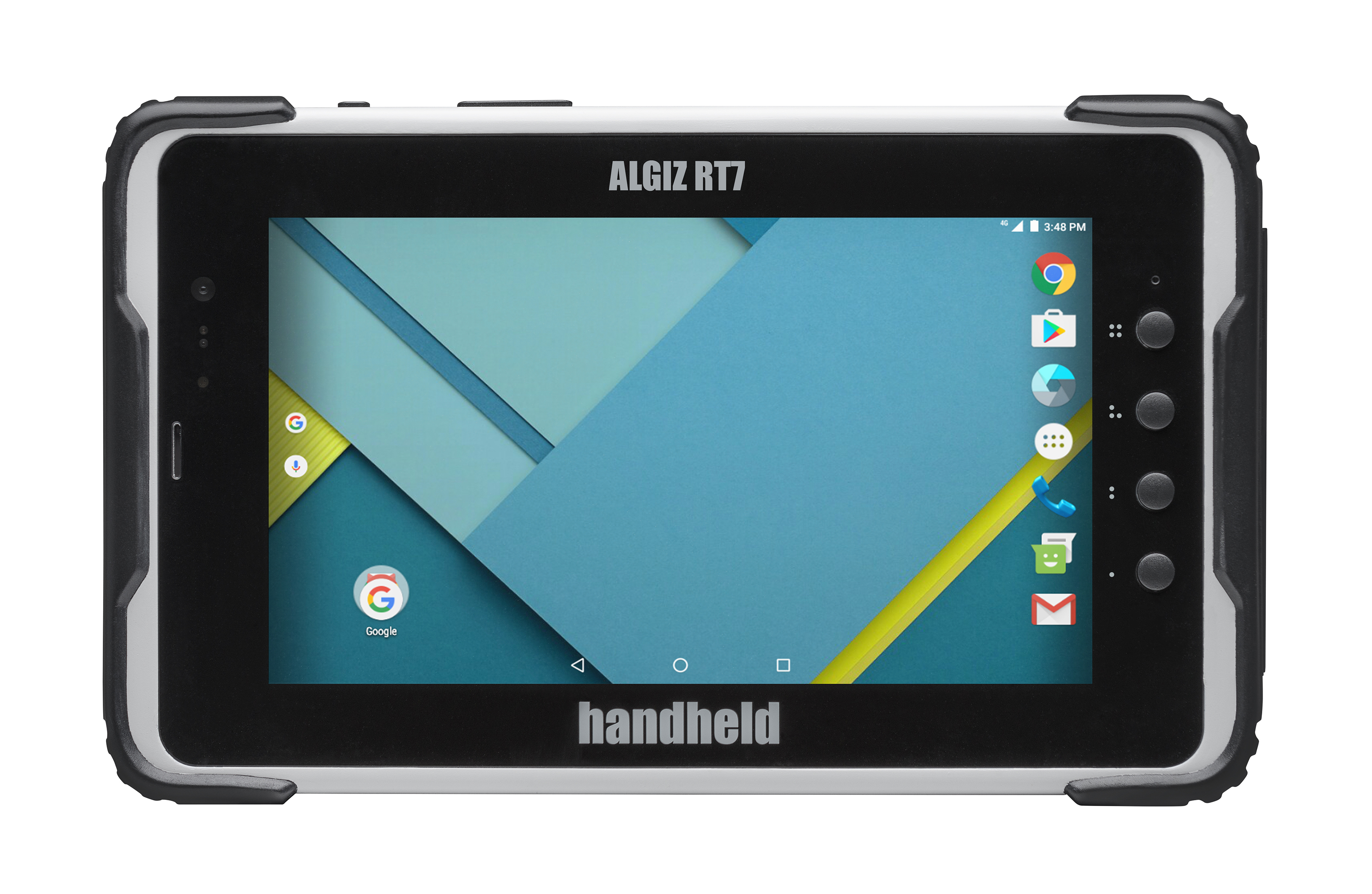Handheld ALGIZ RT7 eTicket