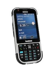 Handheld APAC Nautiz Eticket Pro II