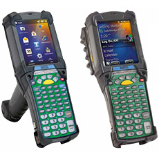 BARTEC MC 92NOex-NI Mobile Computer